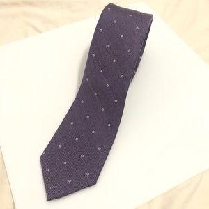 Men's Polka Dot Necktie Goodfellow & Co Purple